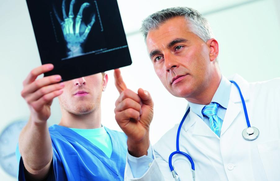 fratture patologiche - fissatori esterni sterili