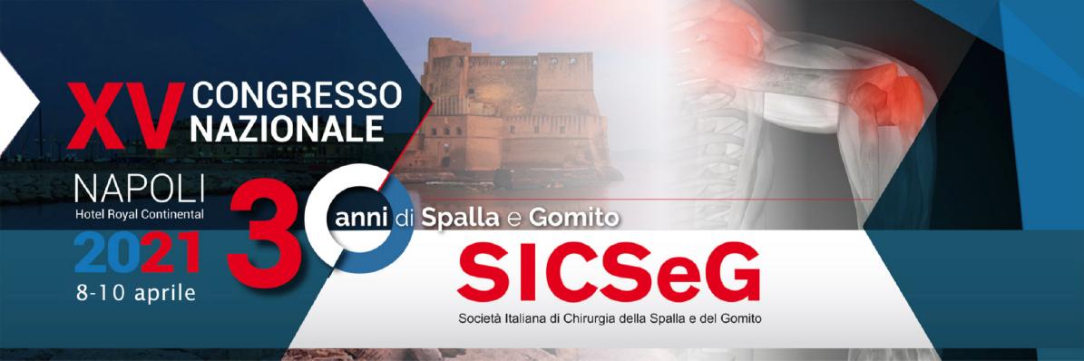 XV Congresso Nazionale SICSeG